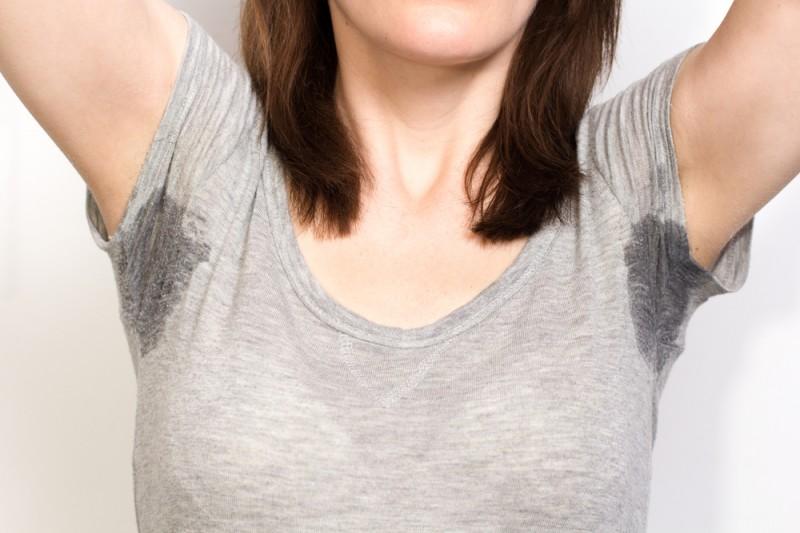 8 Tips για να ιδρώνεις λιγότερο !